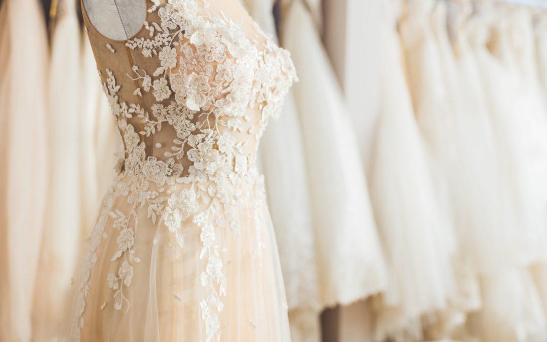 Tu cita para encontrar el vestido de novia de tus sueños